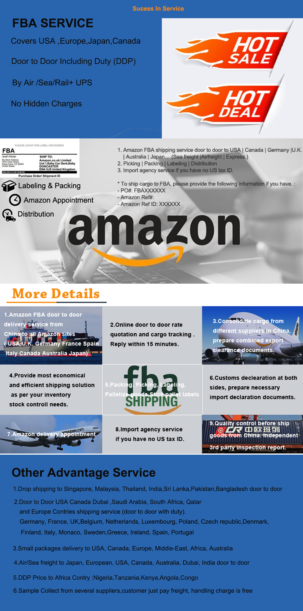 Amazon Usa Livraison France Shenzhen Honour Ocean Shipping Co Ltd Sea Freight Air Freight