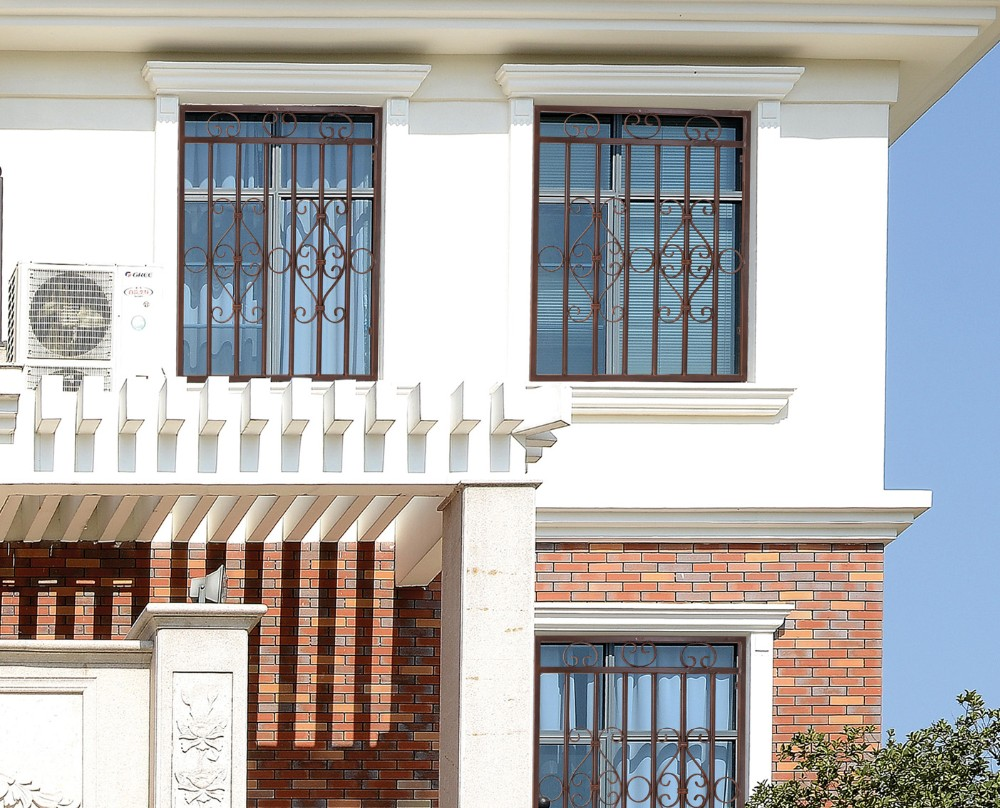 House Main Window Design Elegant French House Windows/ Simple Iron Window Grills