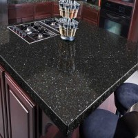 Black Galaxy Quartz Countertop,Sparkle Black Quartz Stone ...