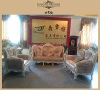 Turkish Style Elegant Design Living Room Furniture Wood