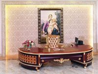 French New Baroque Classic Home Office Furniture/Luxury ...