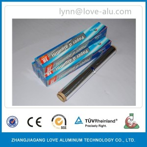 Roll type and pharmaceutical use print aluminum blister foil