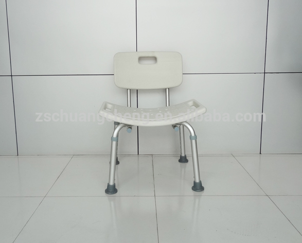 Bathroom Folding Chair Bath Bench Series Height Adjustable