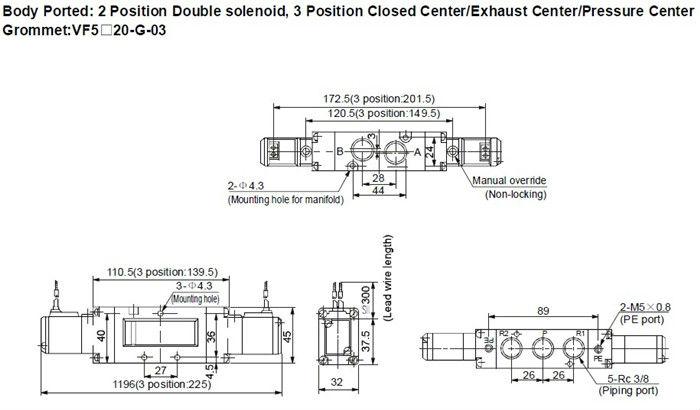 Smc Manifold Wiring Diagram Wiring Diagram