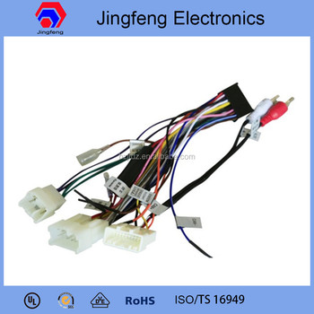 Toyota Innova Car Stereo Wiring Harness Alibaba Express In
