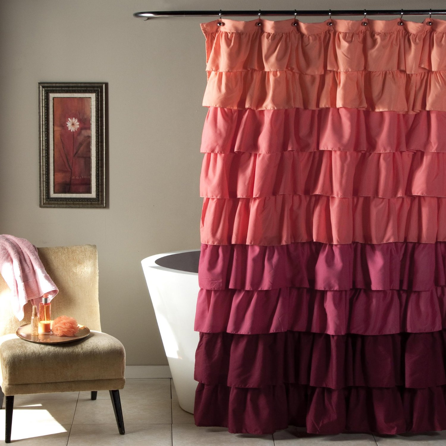 Curtain Deals Cheap Plum Shower Curtain Find Plum Shower Curtain Deals