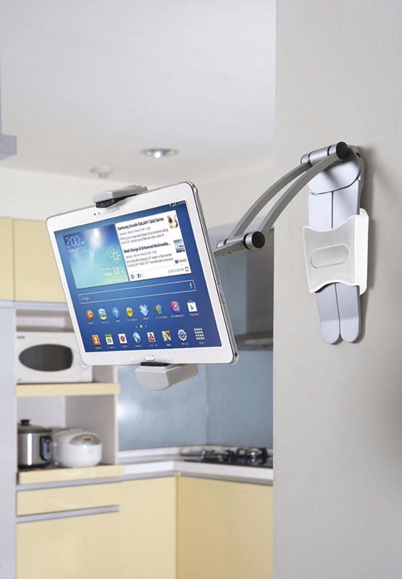 tablet küche halterung | 50 foto tablet halterung selber bauen house