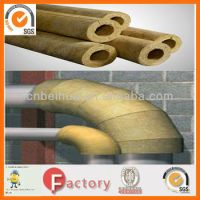 Underground Pipe Insulation Mineral Wool Pipe Insulation