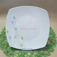 Cheap Square Plate/ Square Charger Plate/ Ceramic Charge ...