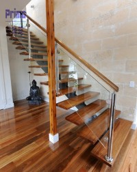l-shaped solid wood staircase stairs designs indoor wooden ...