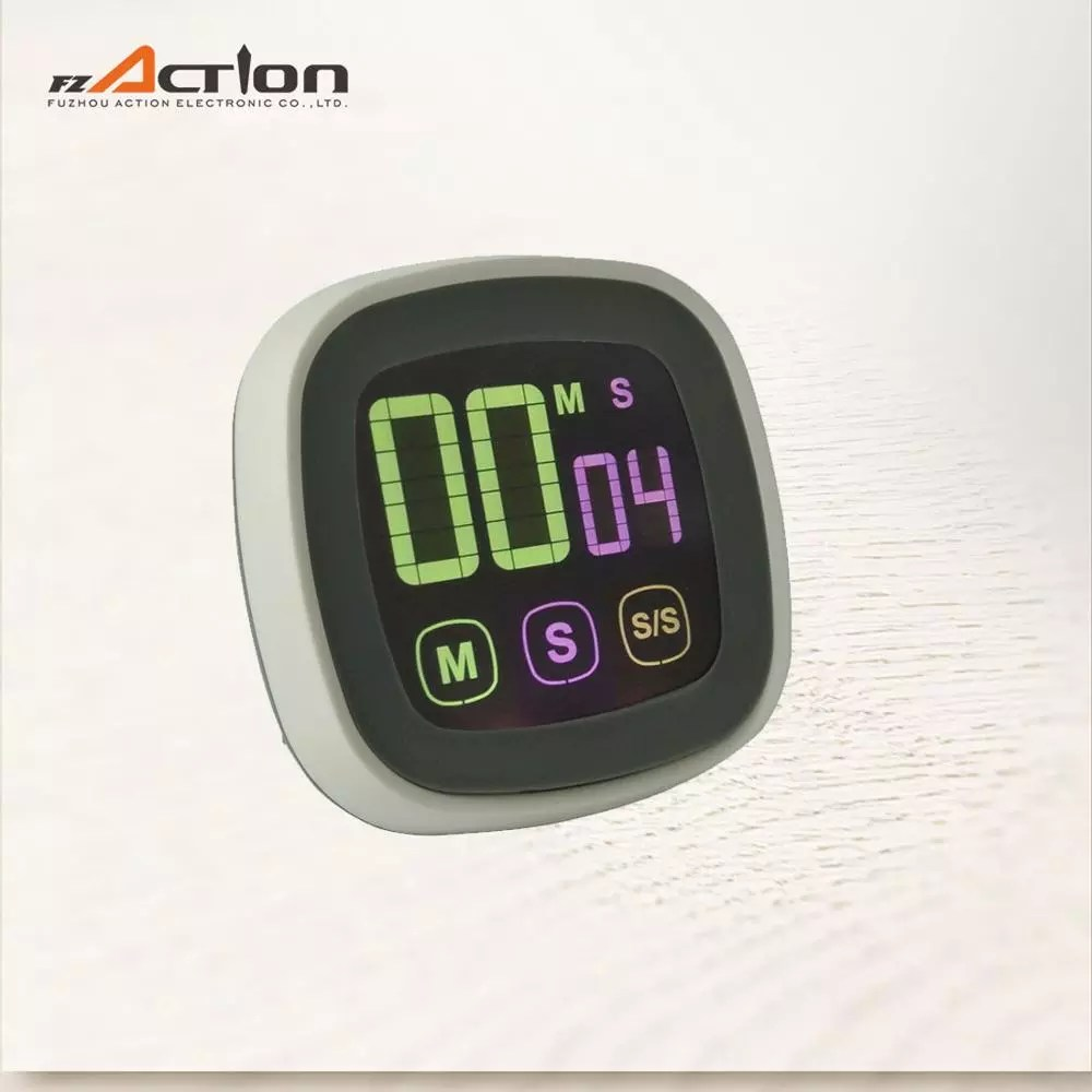 Alarm Timer Electric Shower Timer Kichen Items Digital Alarm Clock With Touch Screen Clock Thermometer Alarm Timer Buy Clock Thermometer Alarm Timer Kichen