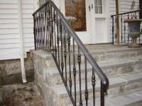 Outdoor Wrought Iron Railings. wrought iron originals