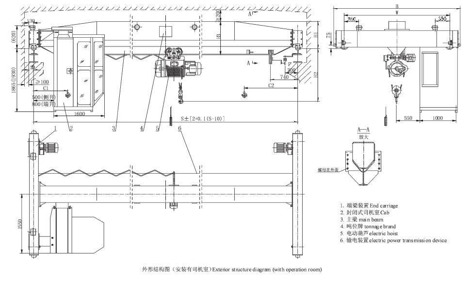 Electrical Circuit Diagram Of Eot Crane Circuit Diagrams Index