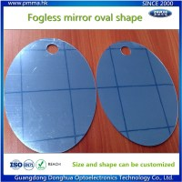 Hanging Shower Fogless Mirror - Anti Fog Shower Shaving ...