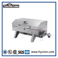 Ceramic Tiles Infrared Gas Grill In Stainless Steel - Buy ...