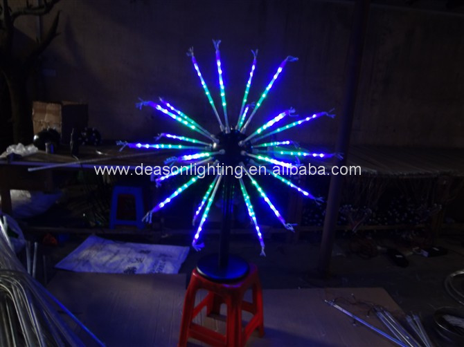 Led Firework Lights Outdoor Christmas Decorations - Buy Firework - outdoor led christmas decorations