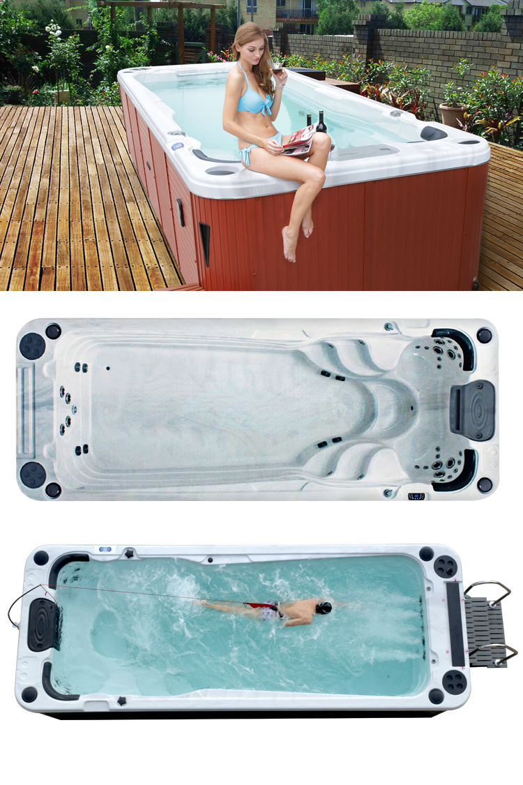 Jacuzzi Endless Pool Jazzi Balboa Controller Large Whirlpool Endless Swimming Spa Pool Skt339b View Swimming Spa Pool Jazzi Product Details From Jazzi Pool Spa