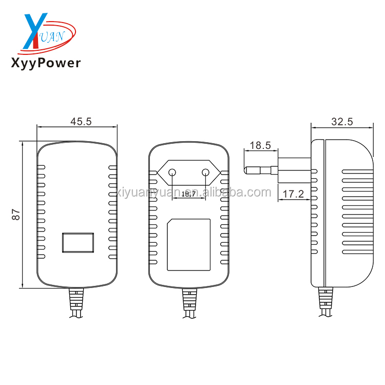 power supply adapter high current 5v dc power supply