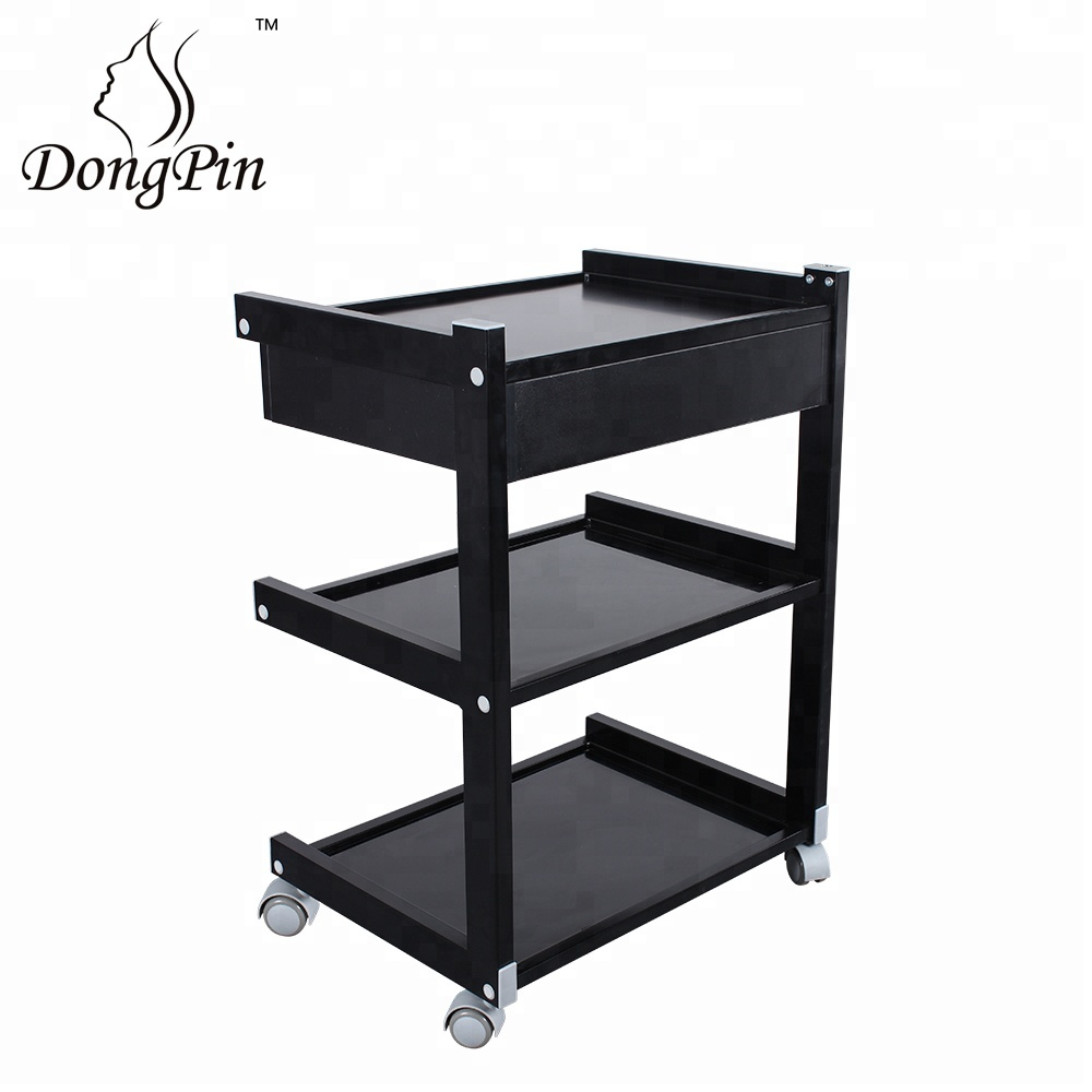 Beauty Trolleys Beauty Salon Equipment Glass Shelf Trolley Salon Trolley With 10 Years Gold Supplier Buy Salon Trolley Cheap Salon Trolley Hair Salon Trolleys