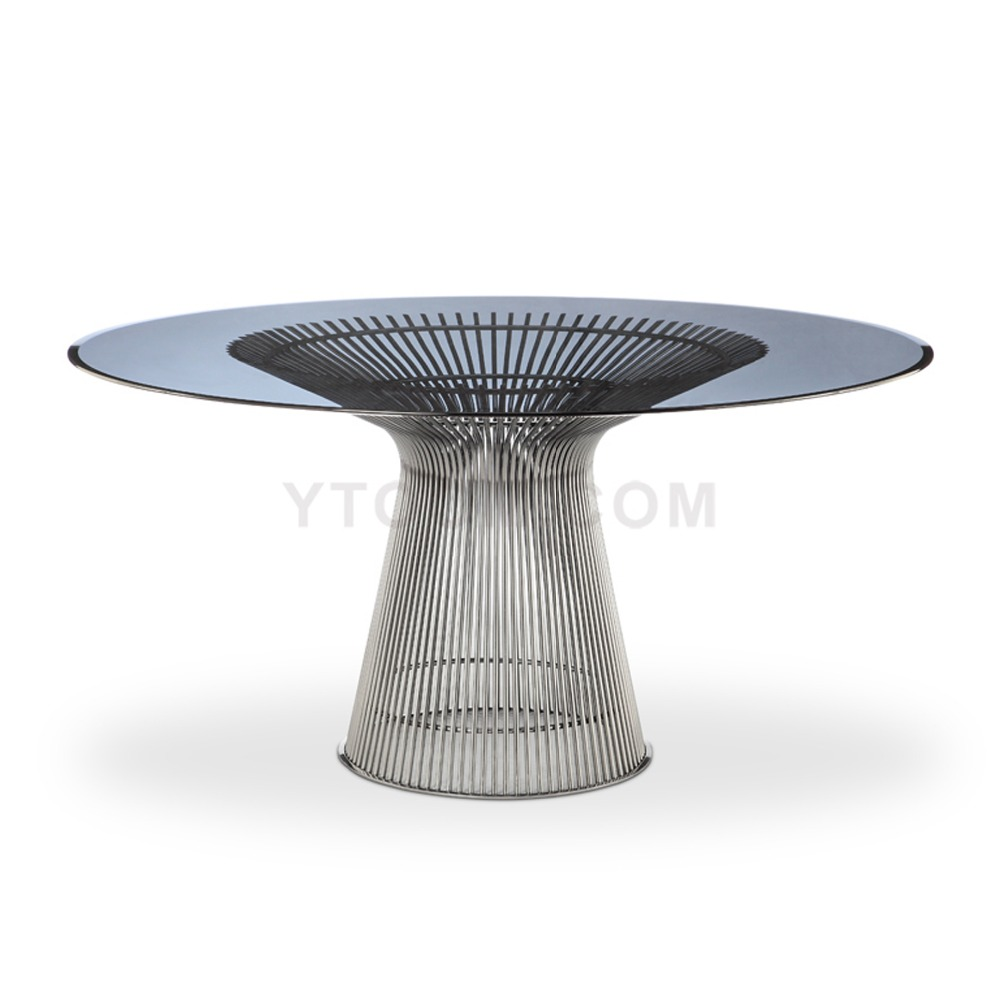 Knoll Table Knoll Platner Round Dinning Table Designed By Warren Platner Living Room Furniture Buy Platner Round Dinning Table Living Room Knoll Platner Round