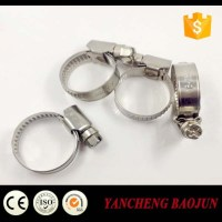 Germany Type Zebra Hose Clamp - Buy Hose Clamp,Zebra Hose ...