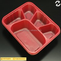 China Supplier High Quality Disposable Lunch Trays With ...