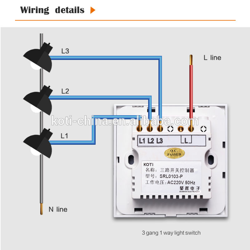 Touch Dimmer Wiring Diagram Electronic Schematics collections