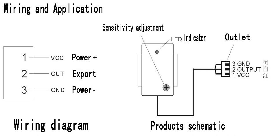 No Contact Capacitive Proximity Sensor For Water Tank - Buy No