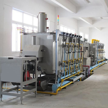Austempering Annealing Carburizing Heat Treatment