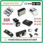 SSR dc to dc single phase three phase solid state relay SSR-25A 40A 100A