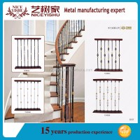 Railing Designs For Stairs,Staircase Railing,Used Wrought ...
