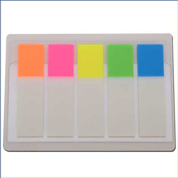 Transparent Pet Sticky Notes With White End - Buy Sticky Note With - stickey notes