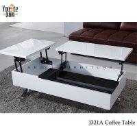 High Gloss Modern Lift Top Coffee Table Mechanism - Buy ...
