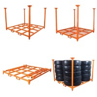 Tire Storage Racks,Removable Posts(60x60x60) Of Stacking ...