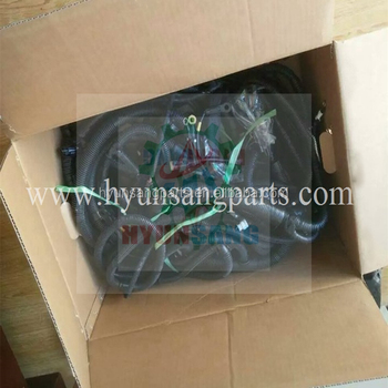 Excavator Wiring Harness For 0004307 0004777 Zx330 - Buy