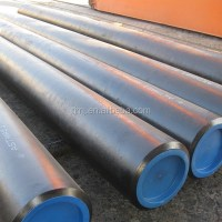 Q235b 20 Inch Large Diameter Seamless Thin Wall Steel Pipe ...