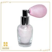 Glamour Pearl like bottle glitter powder perfume hair ...