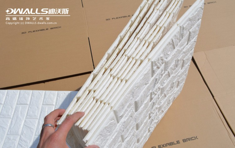 3d Peel And Stick Brick Wallpaper Wholesale Korean Style Pe Foam 3d Brick Self Adhesive