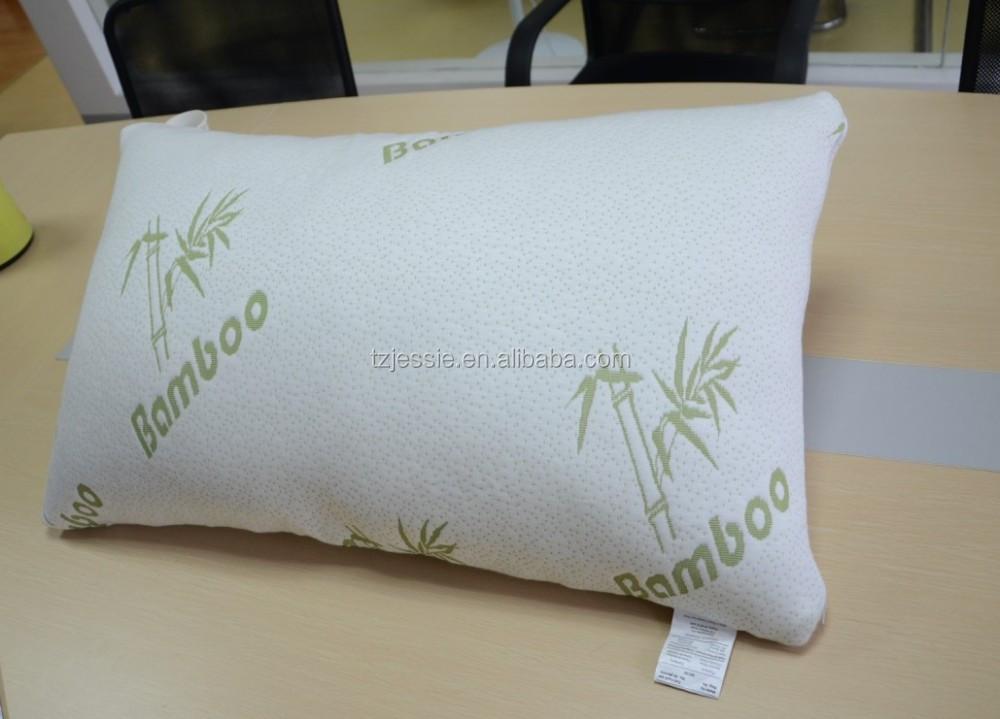 Bamboo Pillow Hotel Comfort