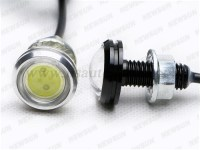 12 Volt Daytime Running Light 18mm 23mm Eagle Eye Led ...
