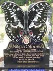 Cemetery Butterfly Headstones Granite