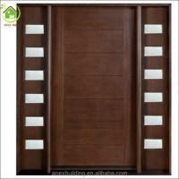 Sidelites Solid Wood Door /custom Front Door /solid Wood ...