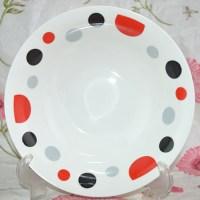Polka Dot Dinnerware/porcelain Dinnerware/porcelain Dinner ...