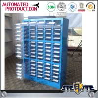 Plastic Small Parts Storage Drawers,Spare Parts Cabinet