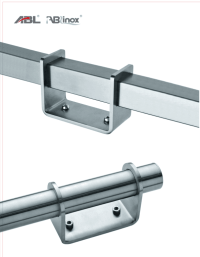 Handrail Brackets Lowes For The Glass And Pipe - Buy ...