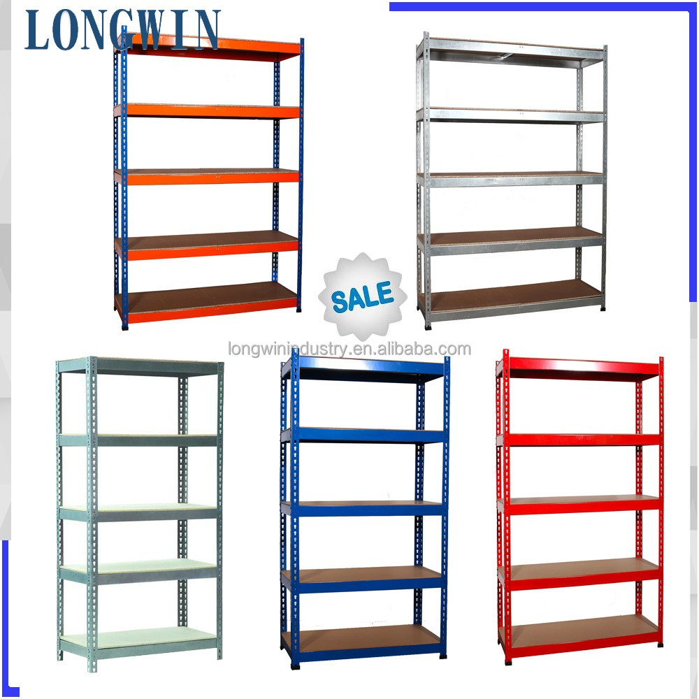 Garage Shelving Units 5 Tier Boltless Workshop Storage Racking Shelves Unit Customized Garage Shelving Buy Garage Shelving Customized Garage Shelving Boltless Garage