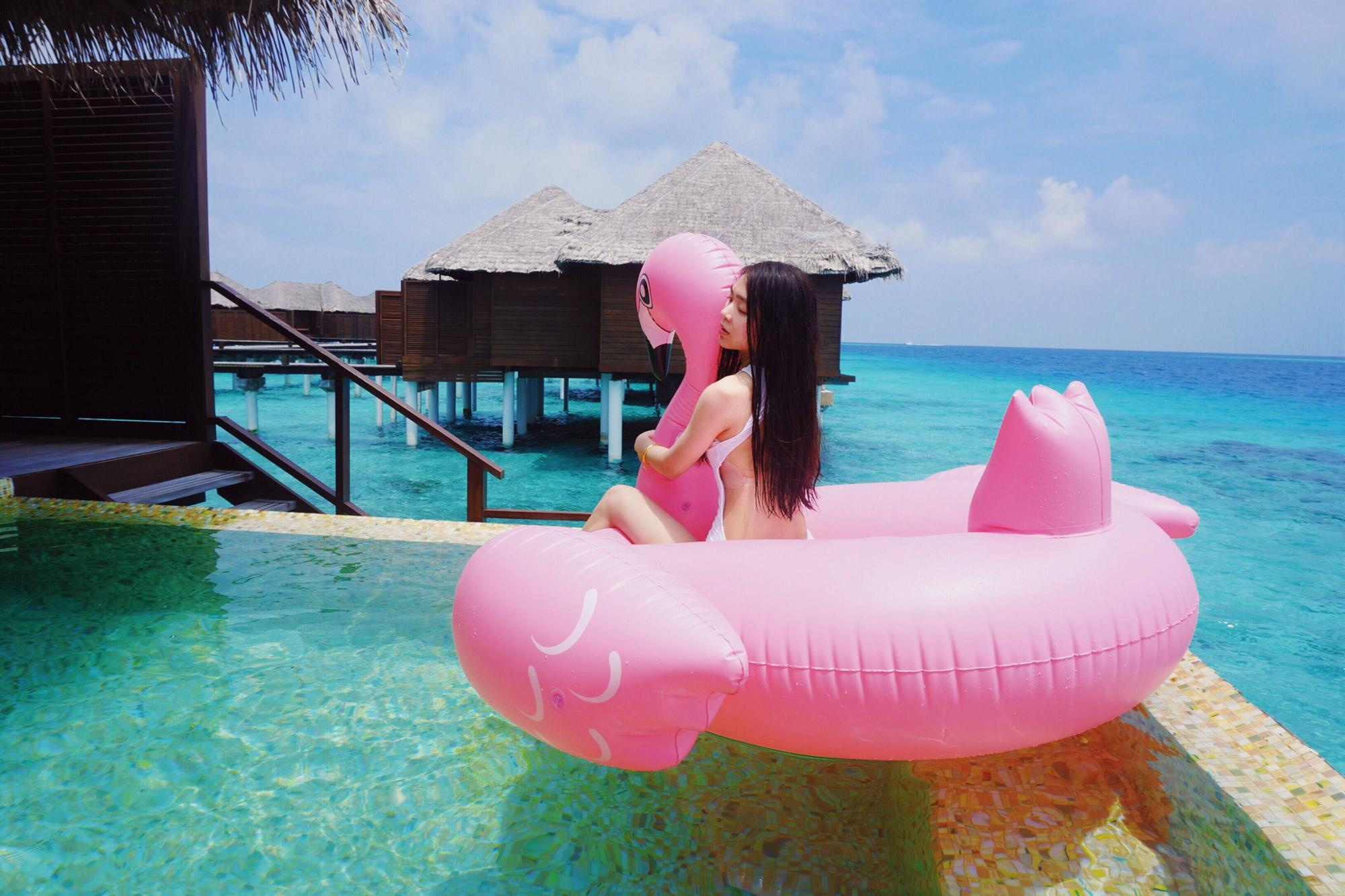 Flamingo Pool Dates Giant Inflatable Flamingo Pool Float Cool Pool Toys For Adult View Cool Pool Toys Oem Product Details From Shenzhen Hugewal Tech Co Ltd On