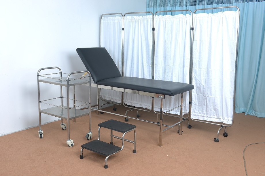 One Function Manual Examination Beds Clinic Patient