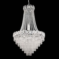 Silver Dining Room Fancy Crystal Hanging Lighting,Small ...