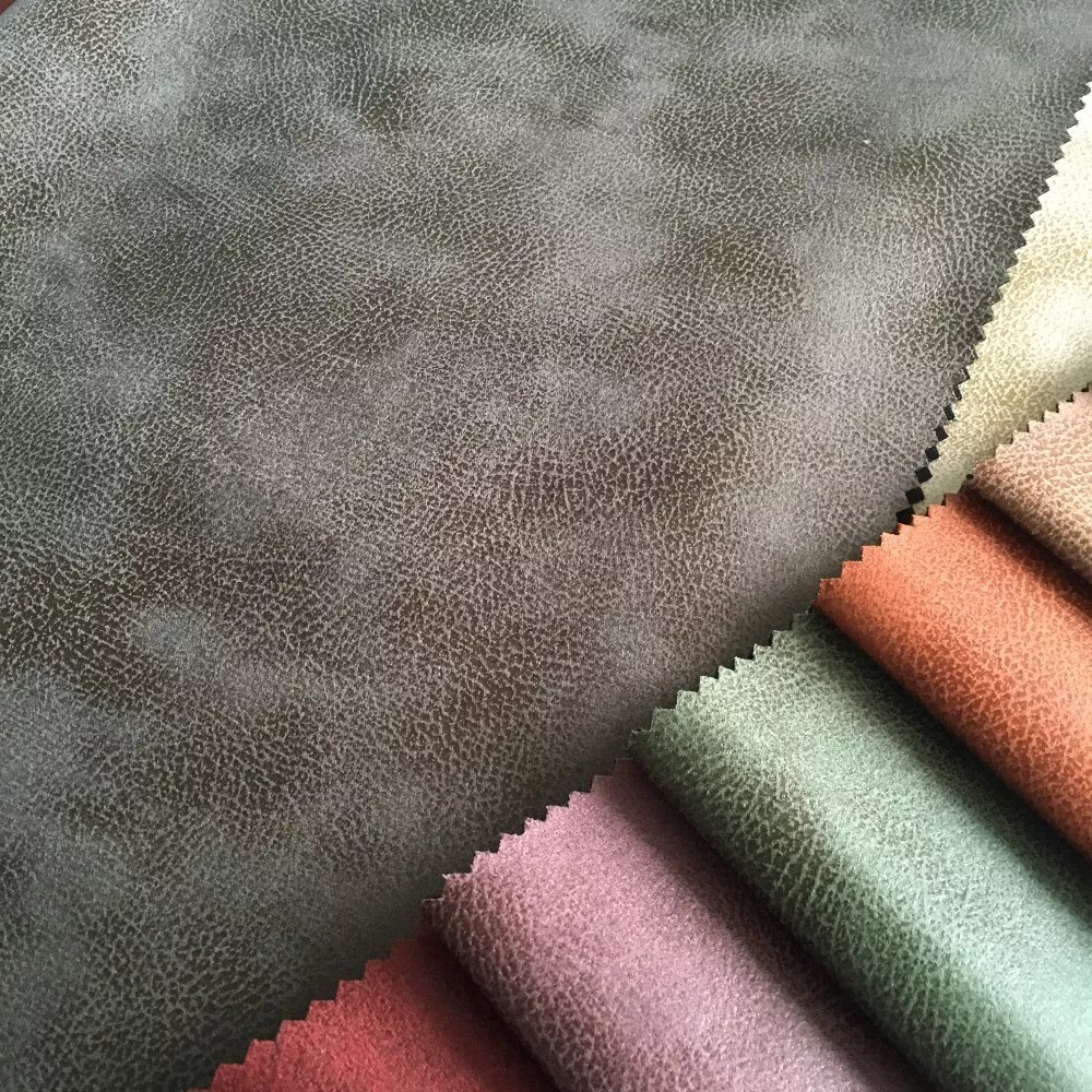 Sofa Fabric Leather Touching Bronzed Design Nubuck Suede For Sofa Fabric Buy Bronzed Suede Sofa Fabric Plain Style Suede Fabric Nubuck Polyester Suede Fabric